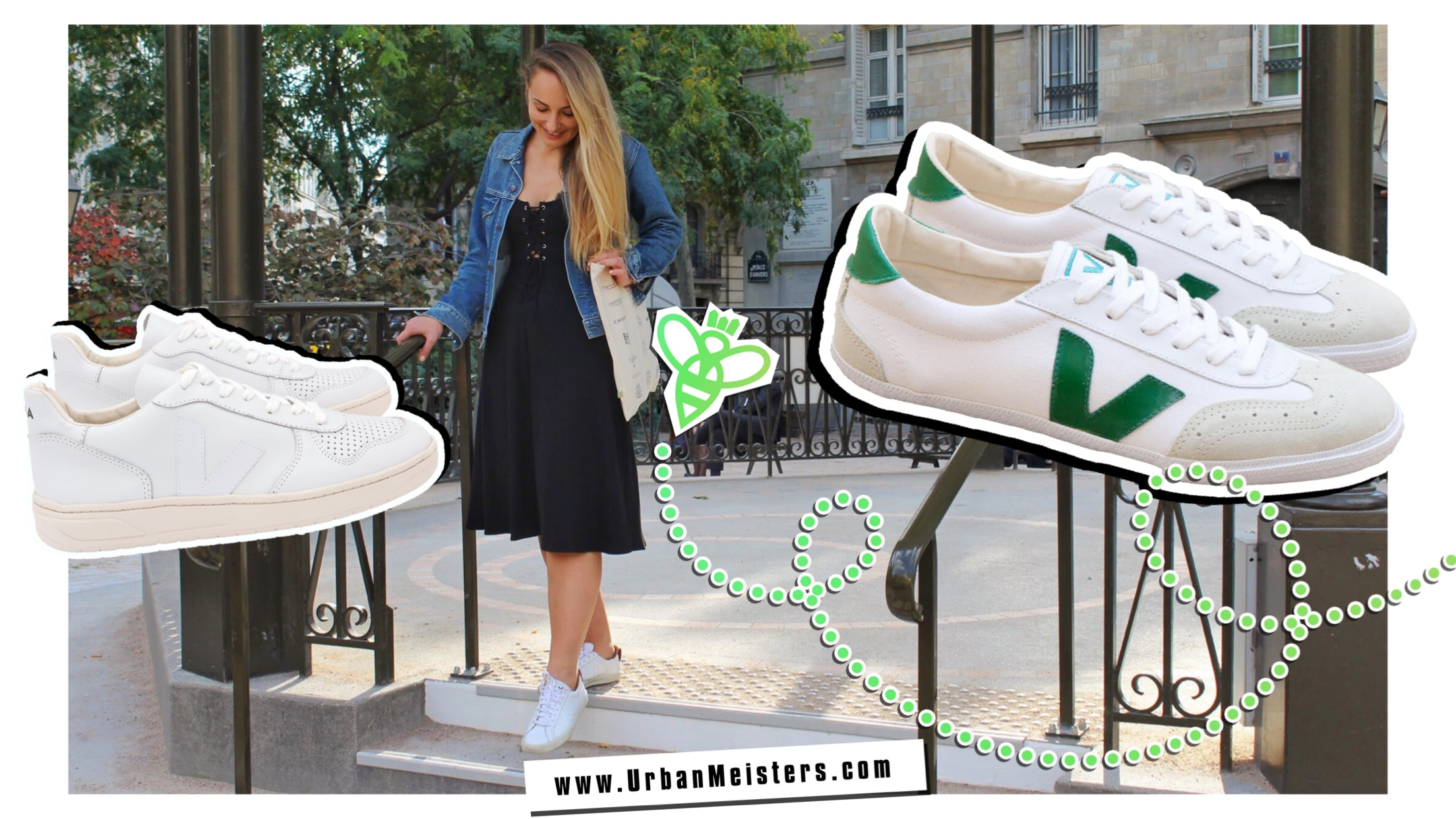 GREEN FASHION] Score high on style with luxe sustainable